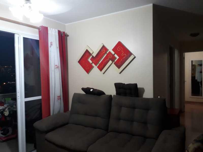 1 - Apartamento 3 quartos à venda Cachambi, Rio de Janeiro - R$ 500.000 - PPAP30102 - 1