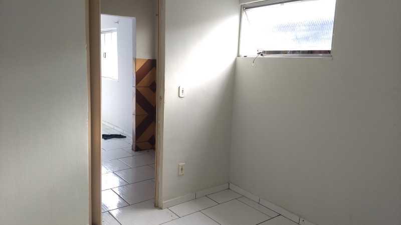 1 - Casa 1 quarto à venda Inhaúma, Rio de Janeiro - R$ 80.000 - PPCA10040 - 1