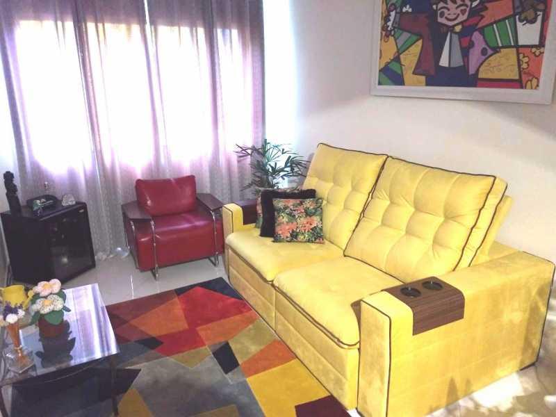 1 - Casa 2 quartos à venda Inhaúma, Rio de Janeiro - R$ 275.000 - PPCA20147 - 1