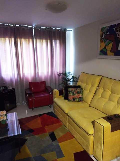 2 - Casa 2 quartos à venda Inhaúma, Rio de Janeiro - R$ 275.000 - PPCA20147 - 3