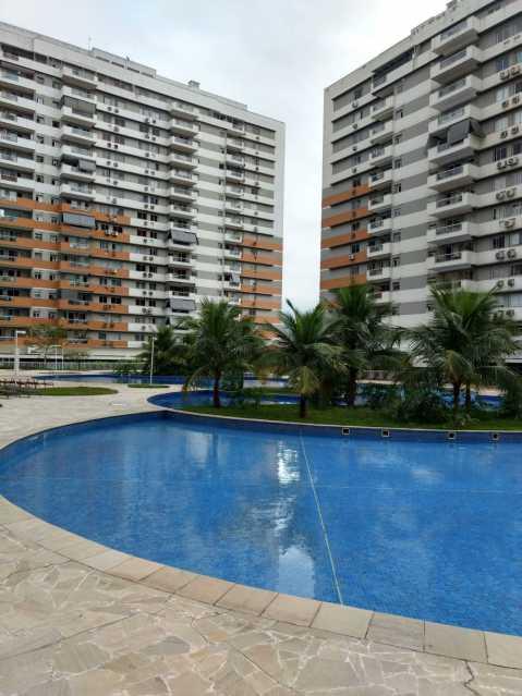 2 - Apartamento 2 quartos à venda Cachambi, Rio de Janeiro - R$ 330.000 - PPAP20372 - 3