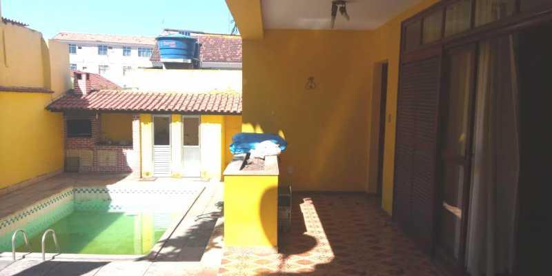1 - Casa 3 quartos à venda Higienópolis, Rio de Janeiro - R$ 800.000 - PPCA30092 - 1