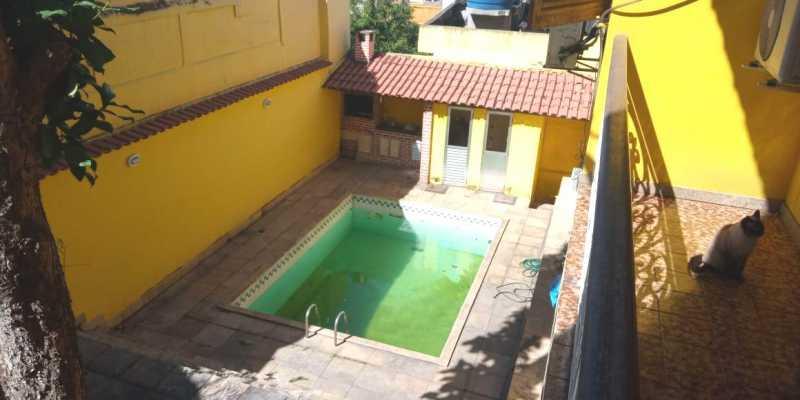 2 - Casa 3 quartos à venda Higienópolis, Rio de Janeiro - R$ 800.000 - PPCA30092 - 3