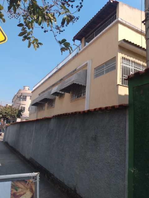 1 - Casa 4 quartos à venda Cascadura, Rio de Janeiro - R$ 550.000 - PPCA40036 - 1