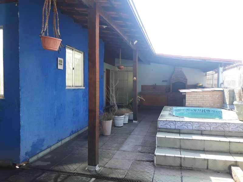 2 - Casa 4 quartos à venda Cascadura, Rio de Janeiro - R$ 550.000 - PPCA40036 - 3