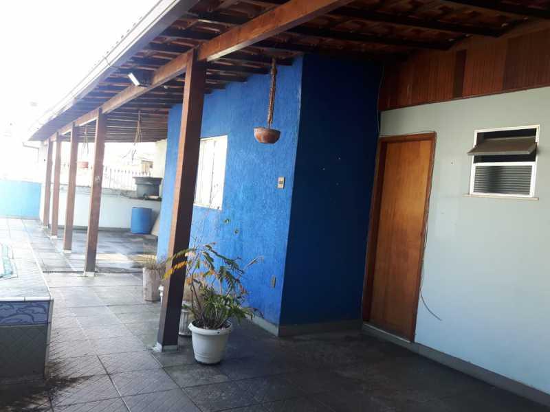 3 - Casa 4 quartos à venda Cascadura, Rio de Janeiro - R$ 550.000 - PPCA40036 - 4