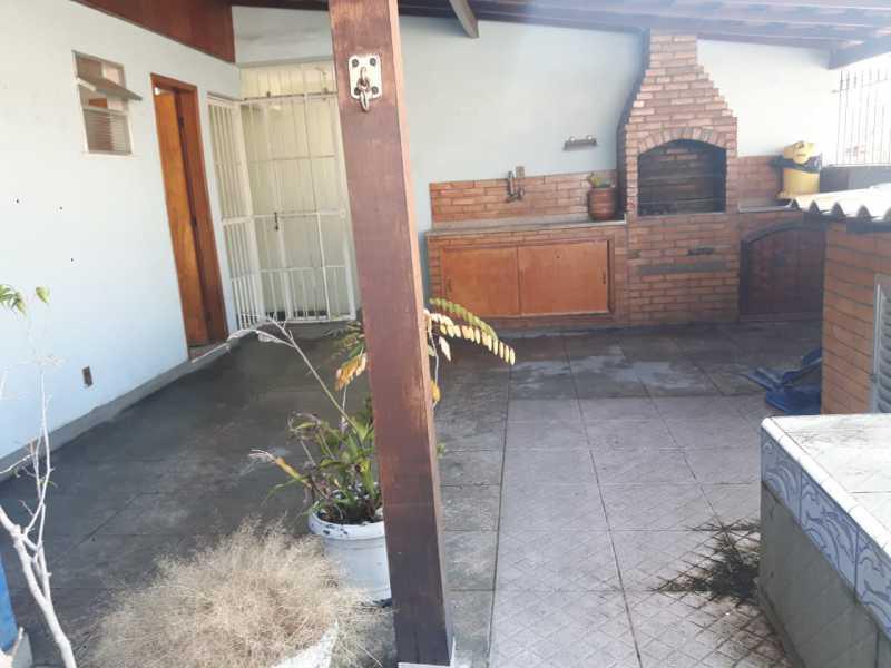 5 - Casa 4 quartos à venda Cascadura, Rio de Janeiro - R$ 550.000 - PPCA40036 - 6