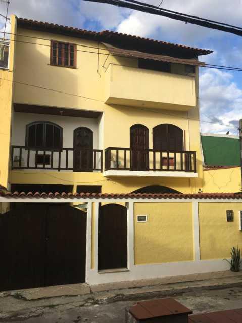 1 - Casa 4 quartos à venda Pavuna, Rio de Janeiro - R$ 250.000 - PPCA40037 - 1