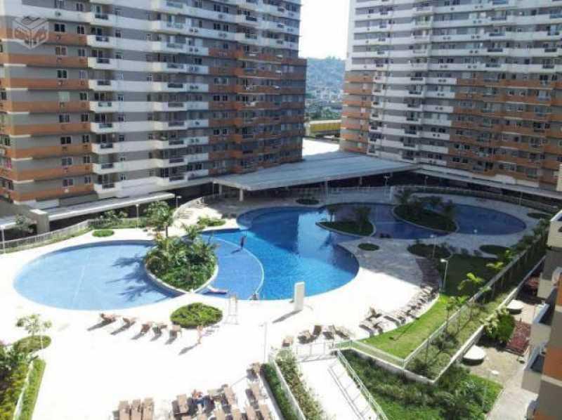 1 - Apartamento 2 quartos à venda Cachambi, Rio de Janeiro - R$ 400.000 - PPAP20419 - 1