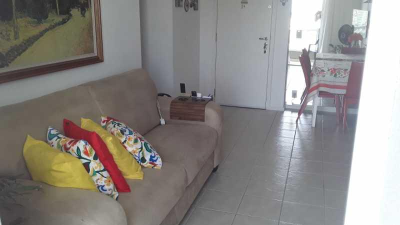 2 - Apartamento 2 quartos à venda Cachambi, Rio de Janeiro - R$ 400.000 - PPAP20419 - 3