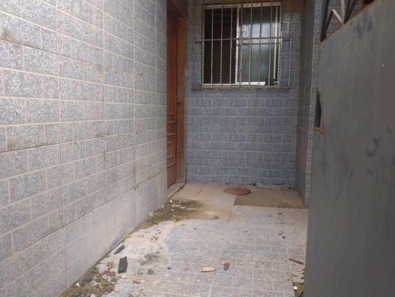 1 - Casa 1 quarto à venda Piedade, Rio de Janeiro - R$ 70.000 - PPCA10047 - 1