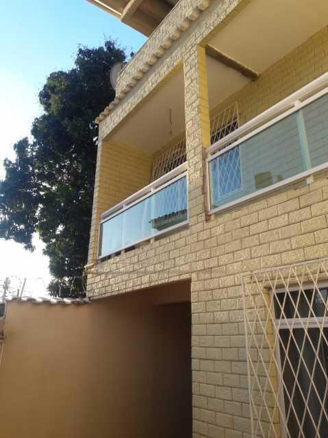 1 - Casa 2 quartos à venda Anchieta, Rio de Janeiro - R$ 360.000 - PPCA20162 - 1