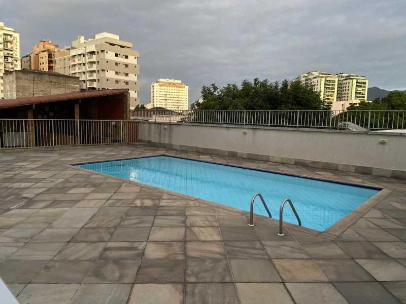 1 - Apartamento 1 quarto à venda Todos os Santos, Rio de Janeiro - R$ 199.000 - PPAP10070 - 1