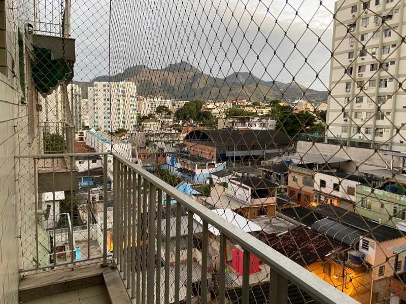 3 - Apartamento 1 quarto à venda Todos os Santos, Rio de Janeiro - R$ 199.000 - PPAP10070 - 4
