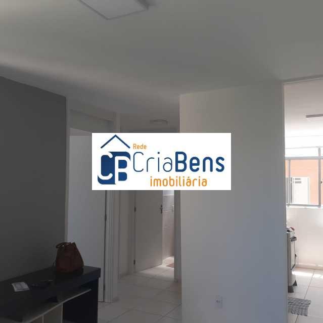 2 - Apartamento 2 quartos para alugar Tomás Coelho, Rio de Janeiro - R$ 1.000 - PPAP20460 - 3