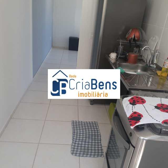 8 - Apartamento 2 quartos para alugar Tomás Coelho, Rio de Janeiro - R$ 1.000 - PPAP20460 - 9