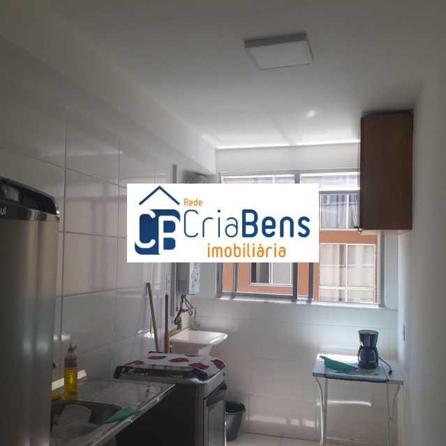 9 - Apartamento 2 quartos para alugar Tomás Coelho, Rio de Janeiro - R$ 1.000 - PPAP20460 - 10