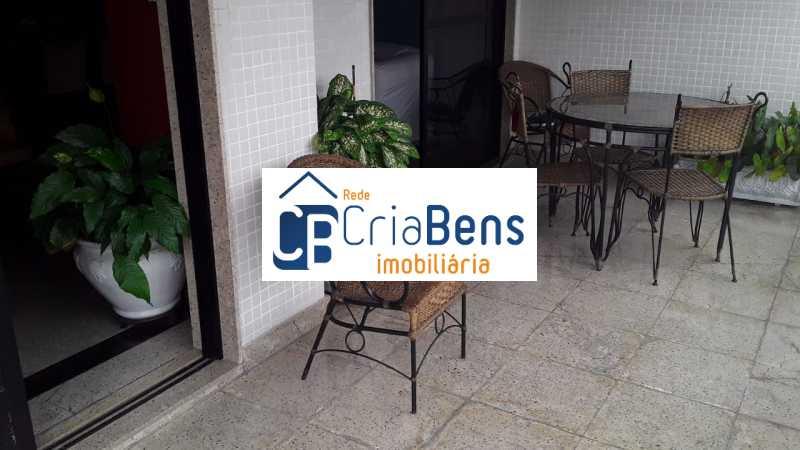 3 - Cobertura 4 quartos à venda Cachambi, Rio de Janeiro - R$ 910.000 - PPCO40002 - 4