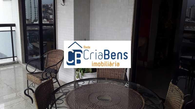 4 - Cobertura 4 quartos à venda Cachambi, Rio de Janeiro - R$ 910.000 - PPCO40002 - 5