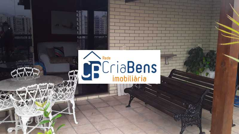 5 - Cobertura 4 quartos à venda Cachambi, Rio de Janeiro - R$ 910.000 - PPCO40002 - 6