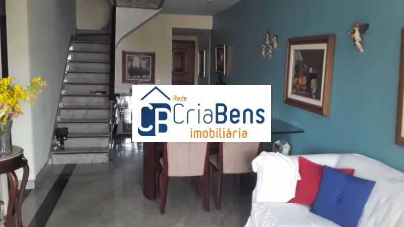 7 - Cobertura 4 quartos à venda Cachambi, Rio de Janeiro - R$ 910.000 - PPCO40002 - 8