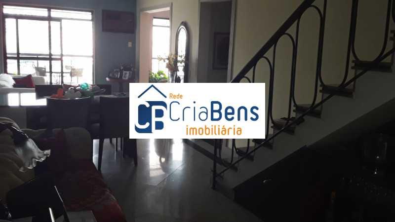 8 - Cobertura 4 quartos à venda Cachambi, Rio de Janeiro - R$ 910.000 - PPCO40002 - 9
