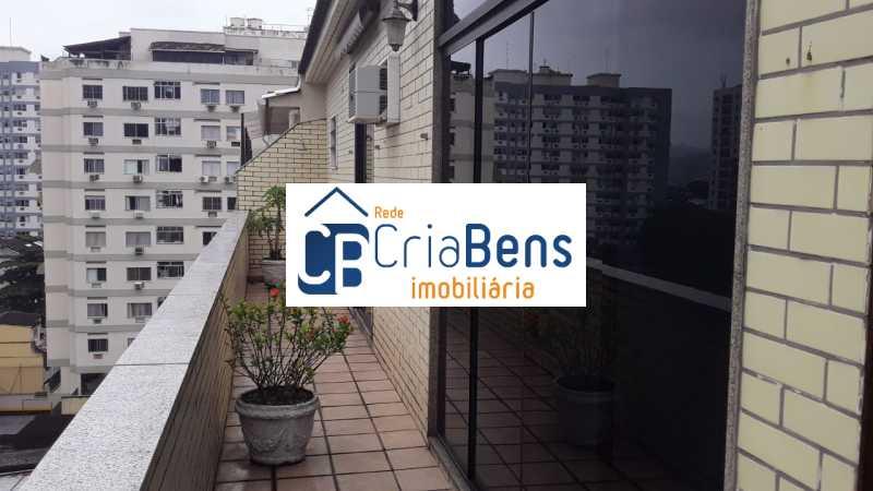 10 - Cobertura 4 quartos à venda Cachambi, Rio de Janeiro - R$ 910.000 - PPCO40002 - 11