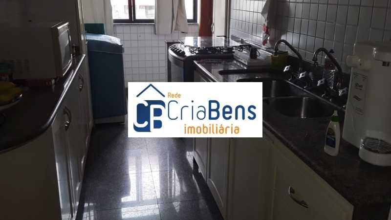 13 - Cobertura 4 quartos à venda Cachambi, Rio de Janeiro - R$ 910.000 - PPCO40002 - 14