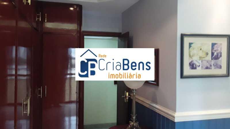 15 - Cobertura 4 quartos à venda Cachambi, Rio de Janeiro - R$ 910.000 - PPCO40002 - 16