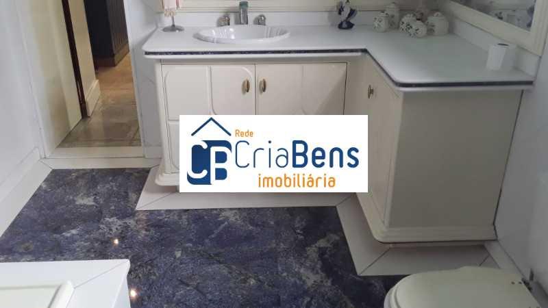 21 - Cobertura 4 quartos à venda Cachambi, Rio de Janeiro - R$ 910.000 - PPCO40002 - 22
