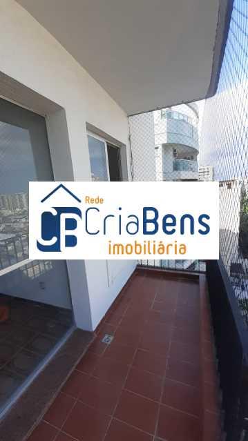 1 - Apartamento 2 quartos à venda Todos os Santos, Rio de Janeiro - R$ 270.000 - PPAP20469 - 1