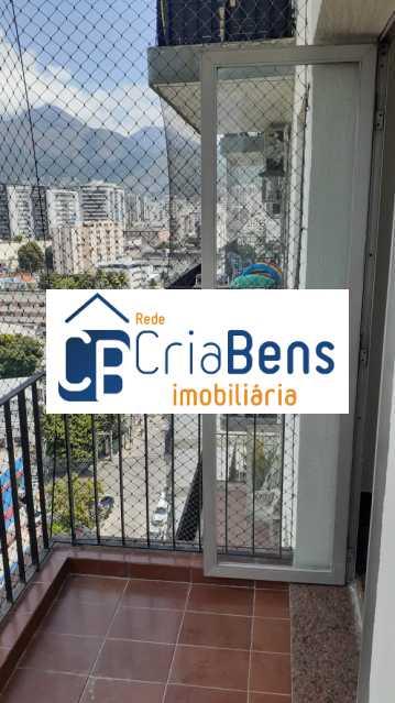 5 - Apartamento 2 quartos à venda Todos os Santos, Rio de Janeiro - R$ 270.000 - PPAP20469 - 6