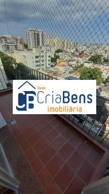 6 - Apartamento 2 quartos à venda Todos os Santos, Rio de Janeiro - R$ 270.000 - PPAP20469 - 7