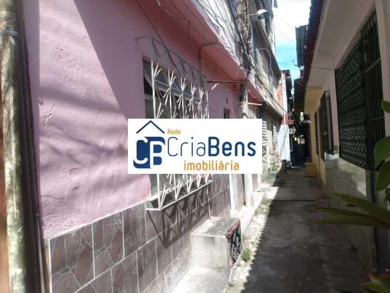10 - Casa 2 quartos à venda Piedade, Rio de Janeiro - R$ 70.000 - PPCA20172 - 11
