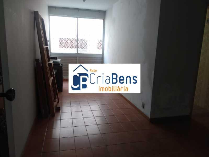 1 - Apartamento 1 quarto à venda Piedade, Rio de Janeiro - R$ 140.000 - PPAP10073 - 1