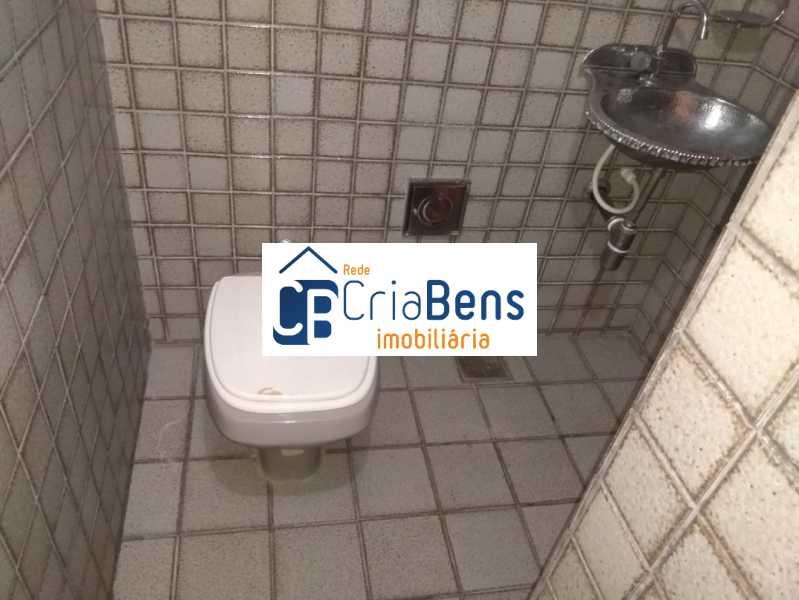 10 - Apartamento 1 quarto à venda Piedade, Rio de Janeiro - R$ 140.000 - PPAP10073 - 11
