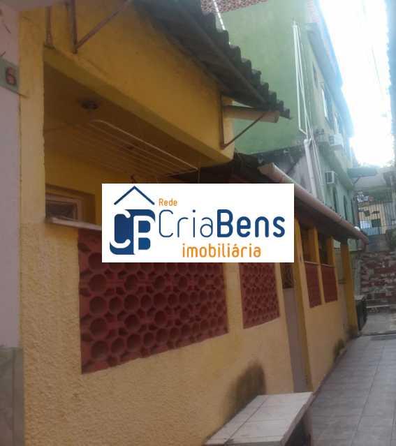 1 - Casa 1 quarto à venda Piedade, Rio de Janeiro - R$ 60.000 - PPCA10053 - 1