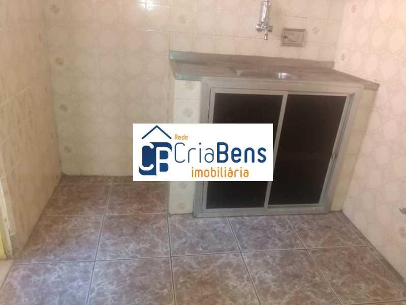 9 - Casa 1 quarto à venda Piedade, Rio de Janeiro - R$ 60.000 - PPCA10053 - 10