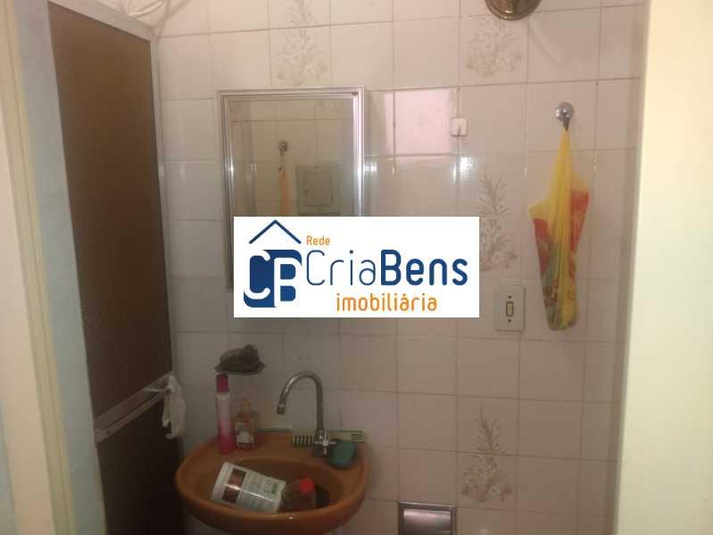 13 - Casa 1 quarto à venda Piedade, Rio de Janeiro - R$ 60.000 - PPCA10053 - 14