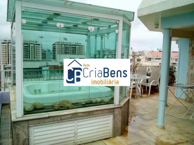 2 - Cobertura 3 quartos à venda Barra da Tijuca, Rio de Janeiro - R$ 1.900.000 - PPCO30003 - 3