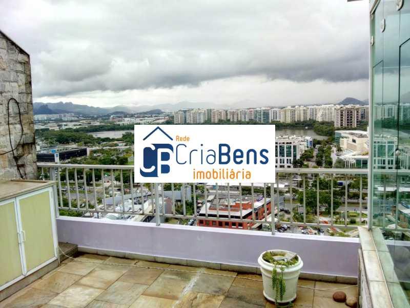 3 - Cobertura 3 quartos à venda Barra da Tijuca, Rio de Janeiro - R$ 1.900.000 - PPCO30003 - 4