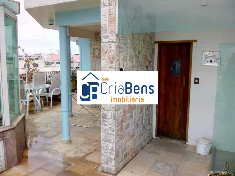 4 - Cobertura 3 quartos à venda Barra da Tijuca, Rio de Janeiro - R$ 1.900.000 - PPCO30003 - 5