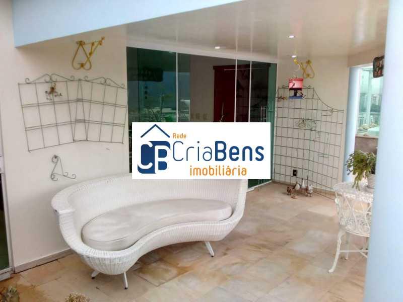 5 - Cobertura 3 quartos à venda Barra da Tijuca, Rio de Janeiro - R$ 1.900.000 - PPCO30003 - 6