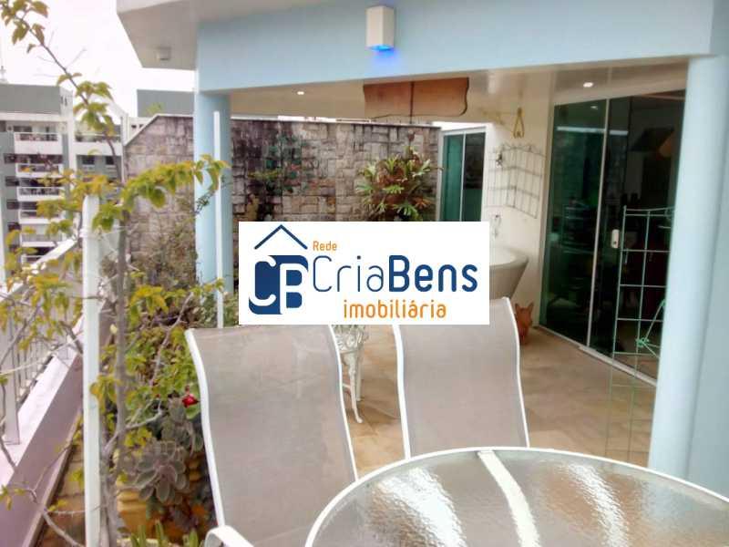 6 - Cobertura 3 quartos à venda Barra da Tijuca, Rio de Janeiro - R$ 1.900.000 - PPCO30003 - 7