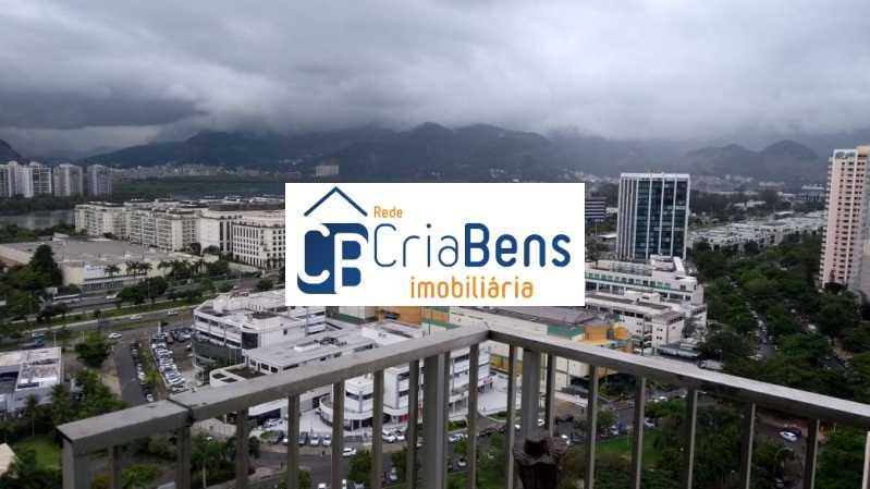 7 - Cobertura 3 quartos à venda Barra da Tijuca, Rio de Janeiro - R$ 1.900.000 - PPCO30003 - 8