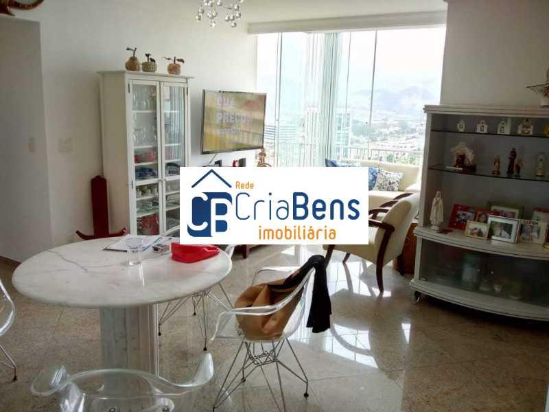 8 - Cobertura 3 quartos à venda Barra da Tijuca, Rio de Janeiro - R$ 1.900.000 - PPCO30003 - 9