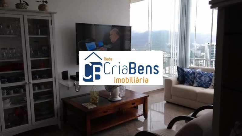 10 - Cobertura 3 quartos à venda Barra da Tijuca, Rio de Janeiro - R$ 1.900.000 - PPCO30003 - 11