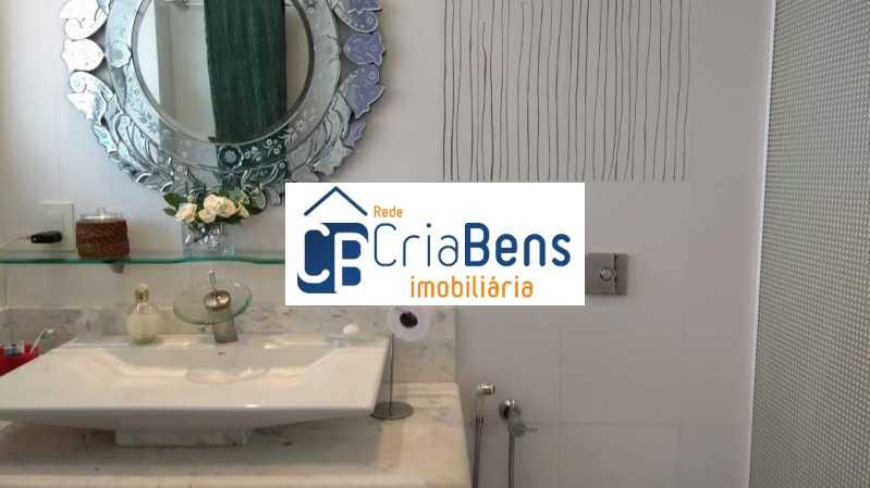 15 - Cobertura 3 quartos à venda Barra da Tijuca, Rio de Janeiro - R$ 1.900.000 - PPCO30003 - 16