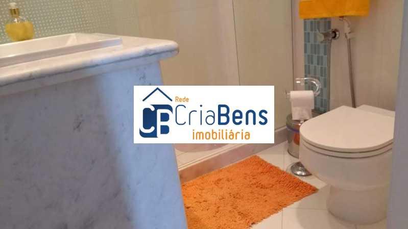 18 - Cobertura 3 quartos à venda Barra da Tijuca, Rio de Janeiro - R$ 1.900.000 - PPCO30003 - 19