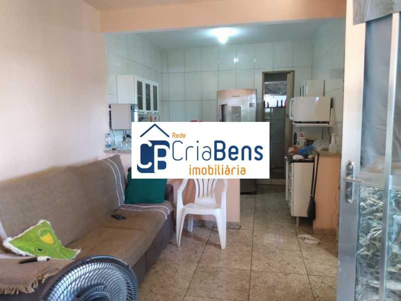 1 - Casa 3 quartos à venda Inhaúma, Rio de Janeiro - R$ 230.000 - PPCA30106 - 1